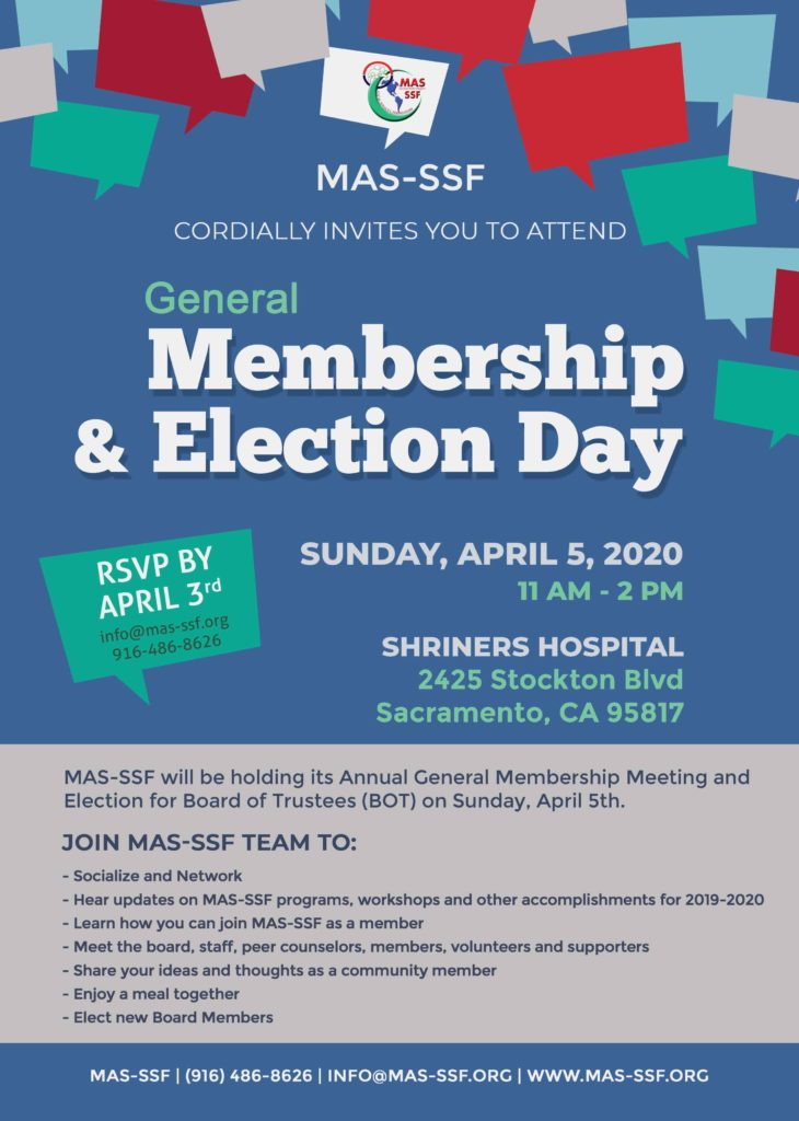 Membership and Election Day