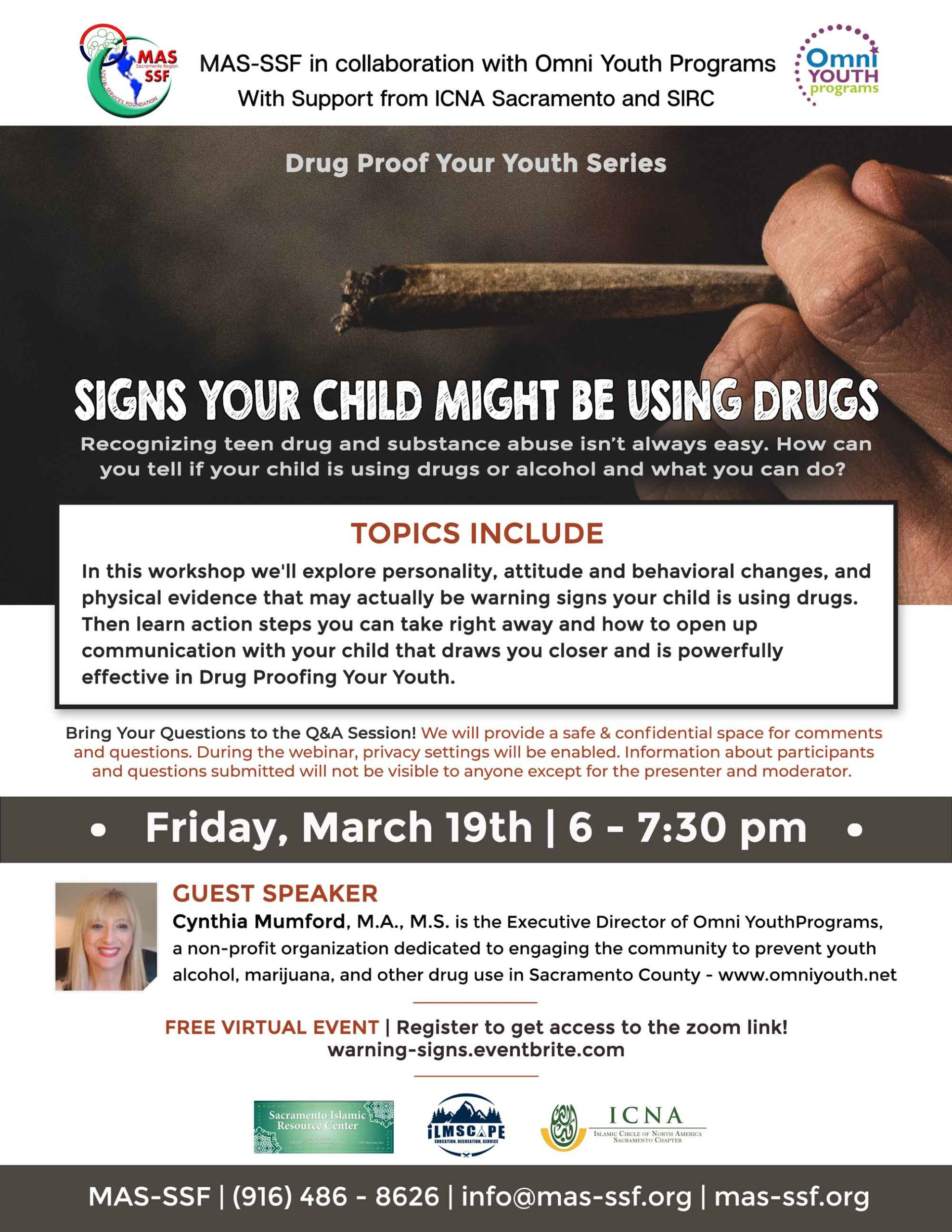 Signs Your Child Might Be Using Drugs